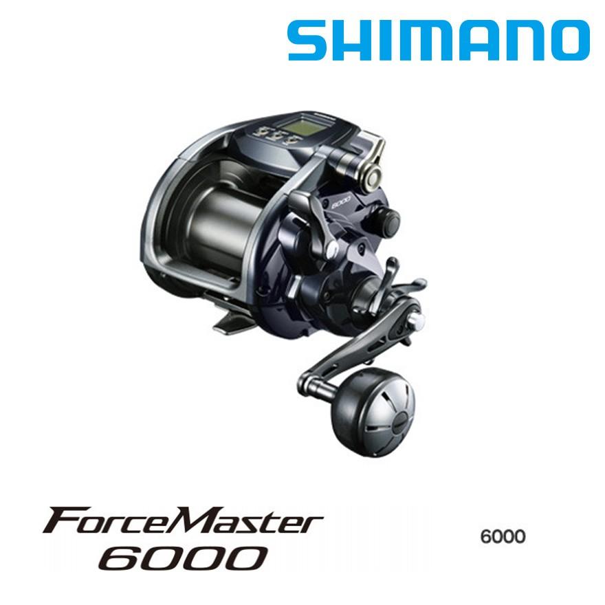 SHIMANO 20 FORCE MASTER 6000 [漁拓釣具] [電動捲線器]