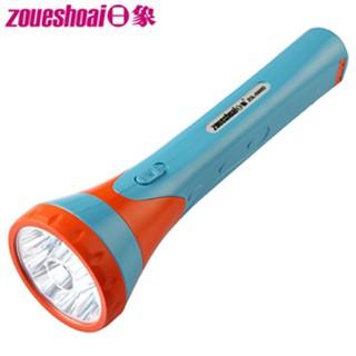 【日象】10+1Lamp充電式LED手電筒 ZOL-6900D 彰化縣