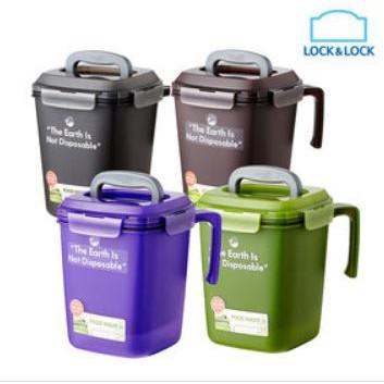 ✨現貨✨ 「韓國代購」 LOCK&LOCK 樂扣 食物 垃圾桶 食物 廚餘桶 餿水桶