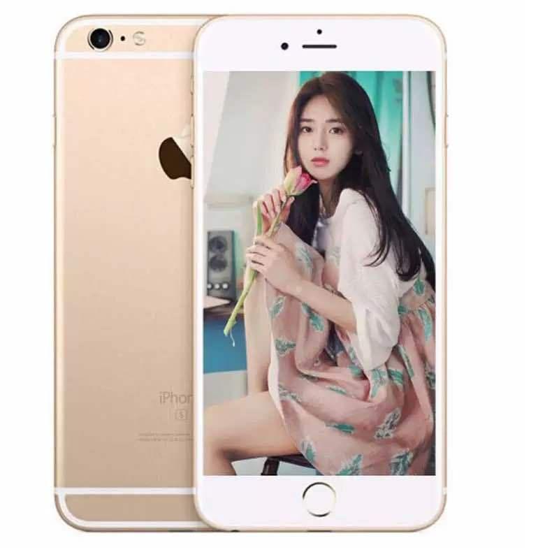 【比安卓手機快】6sp老人機5s蘋果5代二手6s戒網手機6p蘋果7P熱賣 二手手機