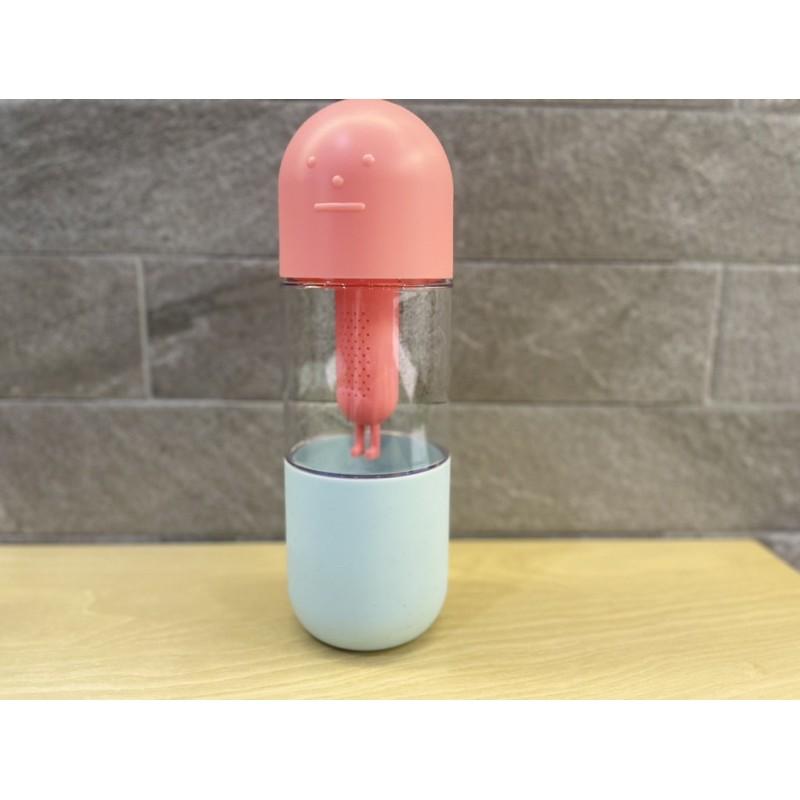 【樣品出清】STICKY MONSTER LSB 韓國正品 黏黏怪物研究所 濾水壺 膠囊水壺 冷水壺