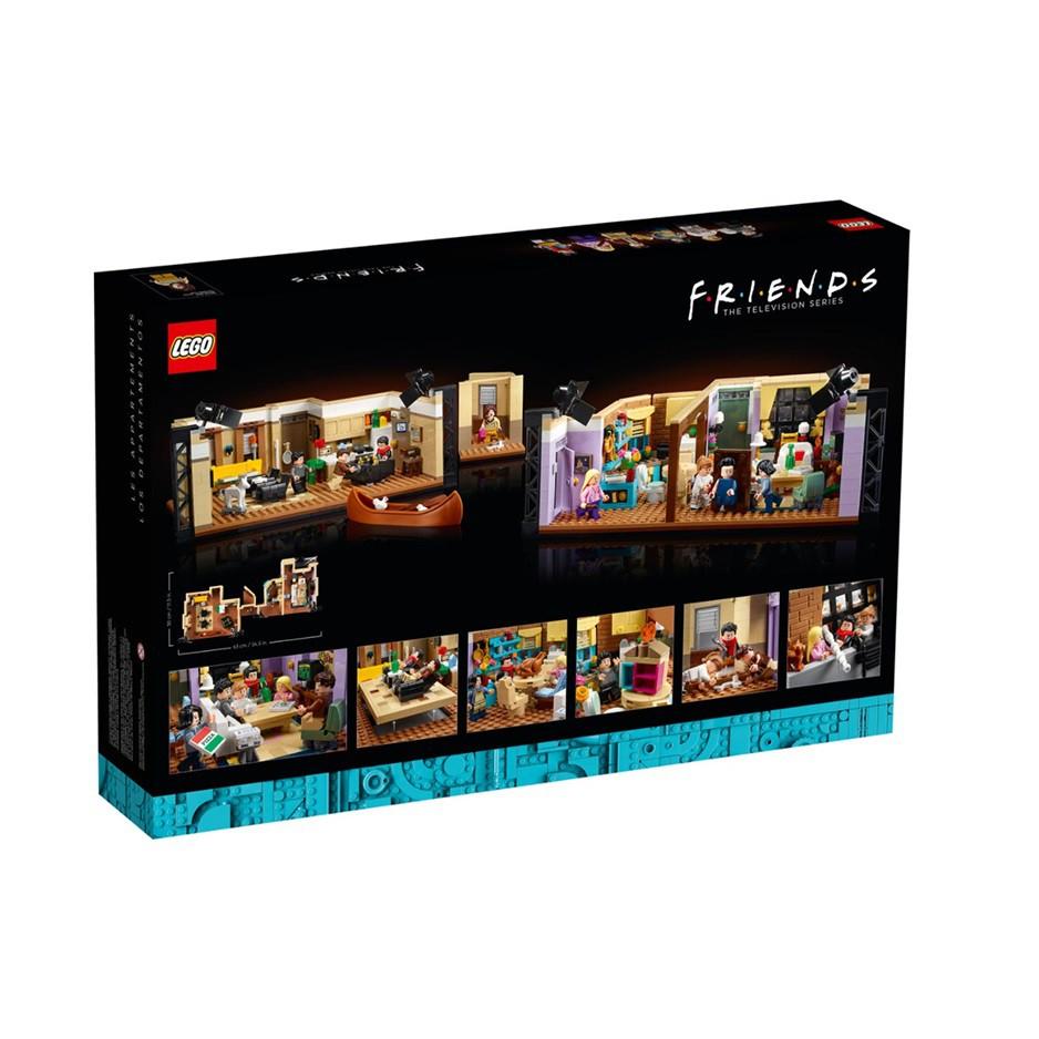 LEGO 10292 IDEAS系列 六人行公寓【必買站】樂高盒組