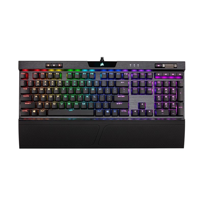 ✪全新現貨☞ 美商海盜船K70MK2靈動版銀軸cherry櫻桃機械鍵盤 機械式鍵盤 電競鍵盤