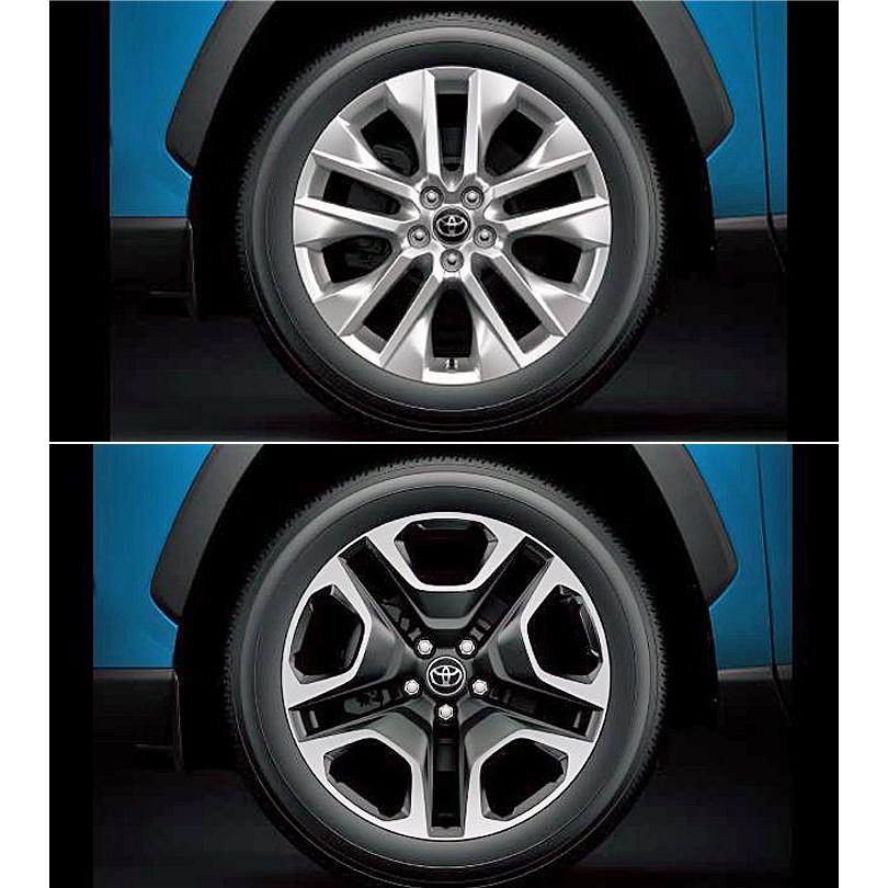 【全新鋁圈】原廠升級樣式 Toyota RAV4 鋁圈《AD版本升級》Rav4改裝 rav4輪框 19吋鋁圈 18吋輪框