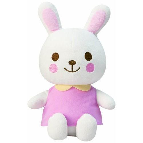 Combi 音樂互動兔兔玩偶(兔兔好朋友)安撫玩具【麗兒采家】