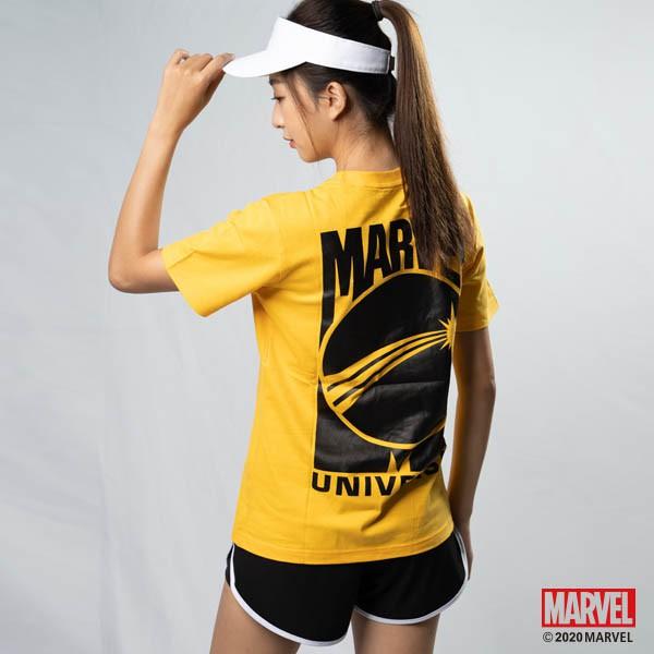 MARVEL漫威服飾 童裝親子裝 漫威宇宙設計LOGO上衣 短袖T恤 [M20133714]