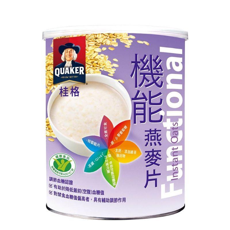 桂格機能燕麥片 700g