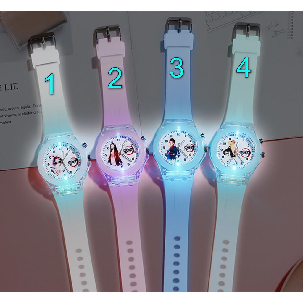 鬼滅之刃 閃光手錶 動物造型手錶 動物造型閃光手錶 手錶 鬼滅手錶 鬼滅閃光 手錶 錶