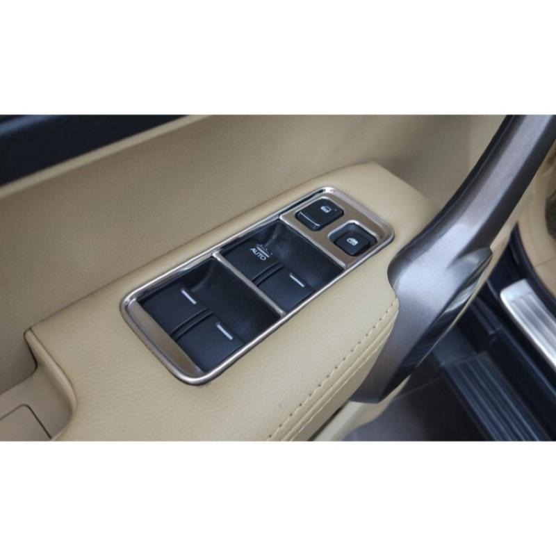 Honda CRV 07-11年  CRV3代3.5代 改裝內扶手面板 車窗升降器面板 不鏽鋼材質