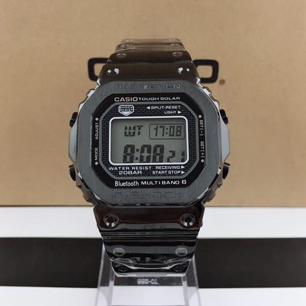 卡西歐 Casio G-Shock GMW-B5000V-1PR 限量 做舊反顯方塊