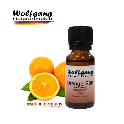 德國原裝 Wolfgang - 甜橙精油 20ml