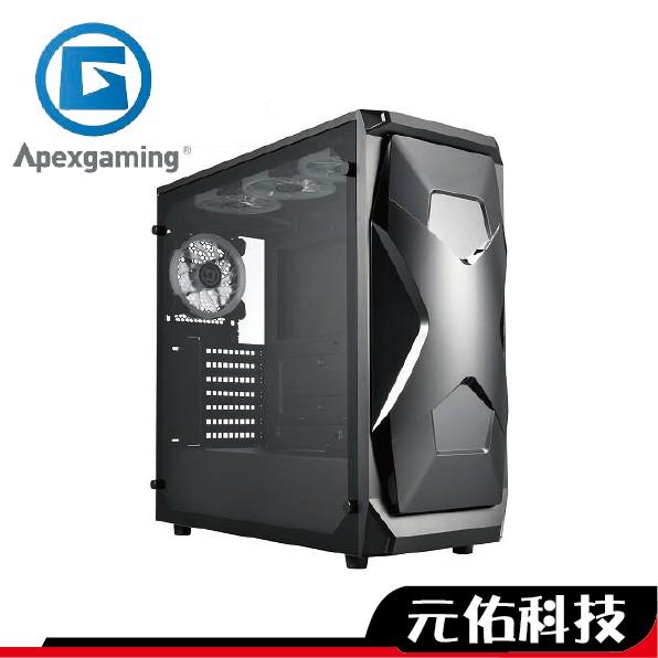 Apexgaming 首利 X幻魔 X1 E-ATX 直立式 電腦機殼