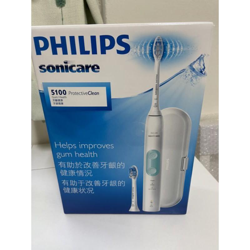 飛利浦 Sonicare智能護齦音波震動牙刷 HX6857(全新)