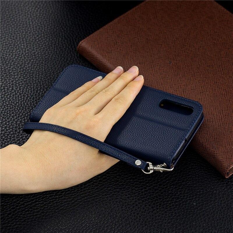 適用於三星 A50 翻蓋皮革, 適用於 Samsung Case Galaxy A50 A70 A30 S A20 A2
