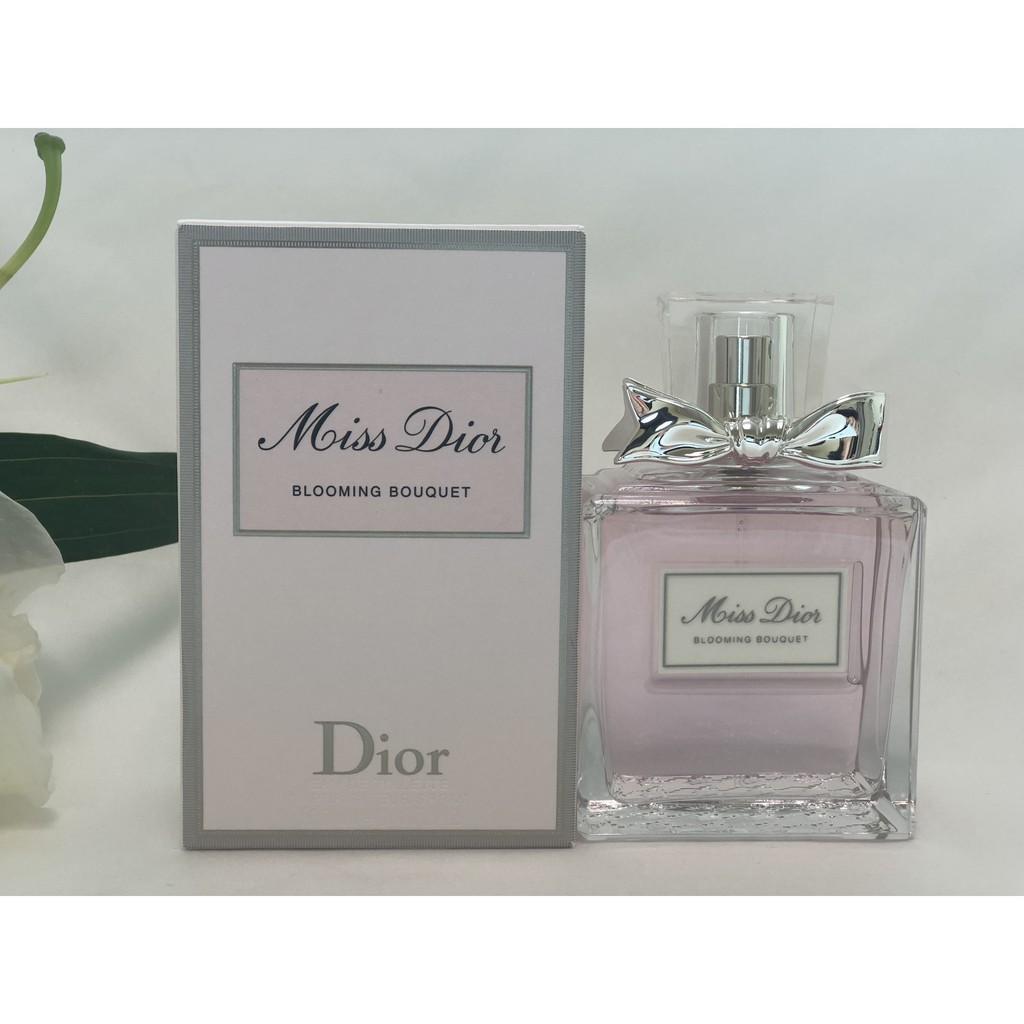 【全館免運】玟玟Dior迪奧Miss Dior Blooming Bouquet 粉花漾甜心淡香水100ML