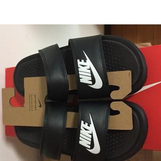 ❤️❤️Nike WMNS Benassi DUO Ultra Slide 黑 白 涼鞋 拖鞋 819717-010