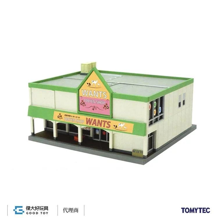 TOMYTEC 267898 建物 153 百元商店 (外幣兌換中心)