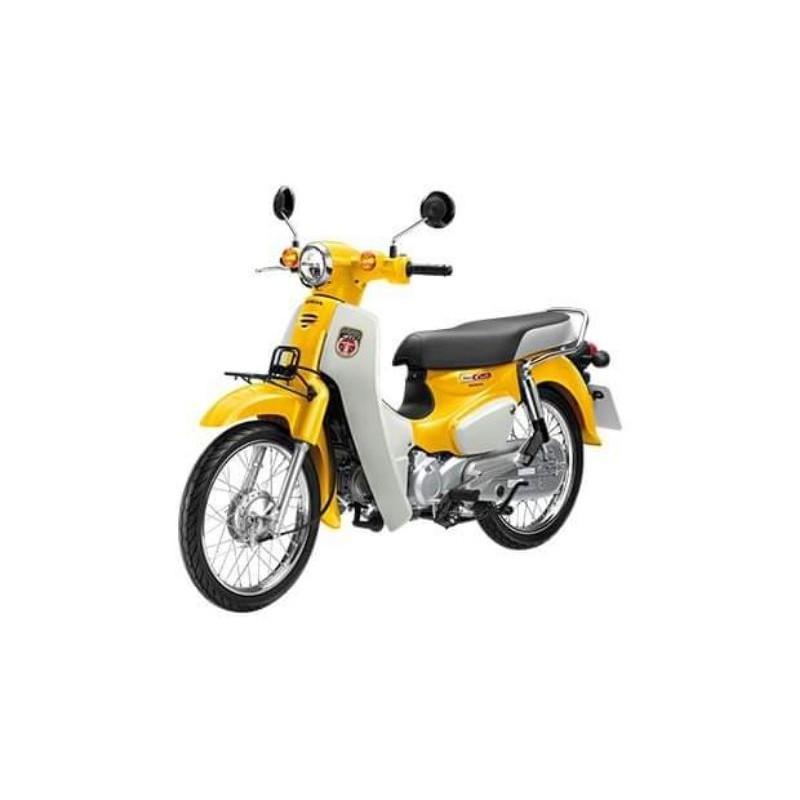 (國民車舖)2021年 泰規 Super cub 110 本田 Honda