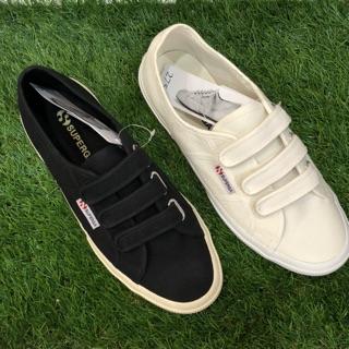 (特價出清)SUPERGA 義大利時尚帆布鞋Classic 2750 - Strap 魔鬼氈款 嘉義市