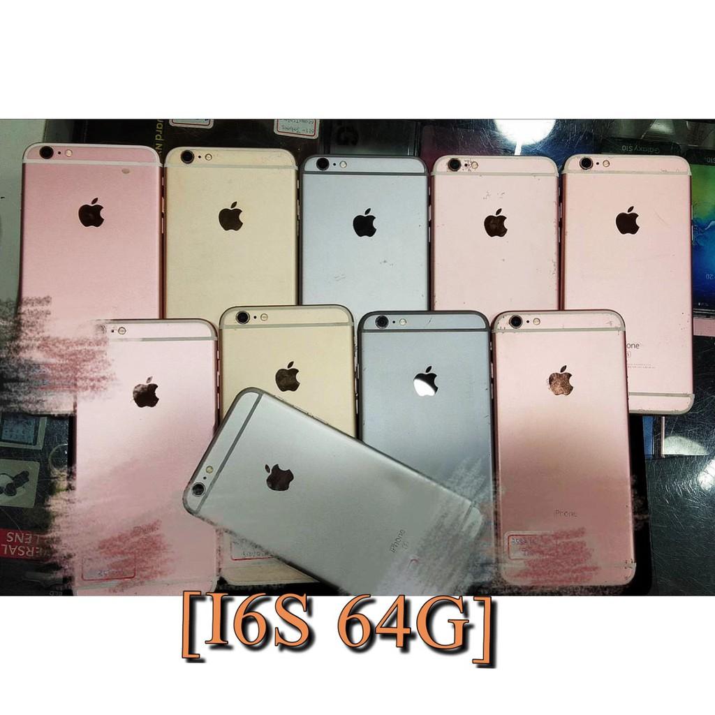 9.5成新 中古機 二手機 Apple IPhone 6S PLUS 64G I6+ 大6S 萊分期 i7+ i8+