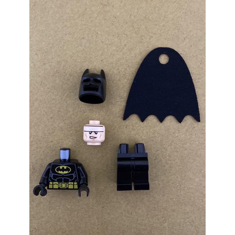 LEGO 樂高 人偶 蝙蝠俠 DC 76137 76138 10753