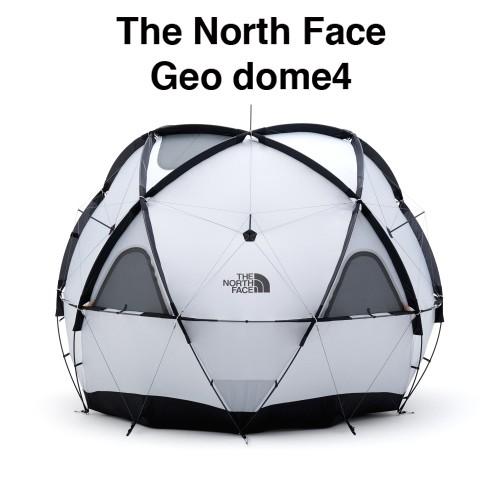 THE NORTH FACE Geodome4 球型基地帳 露營帳篷 帳篷