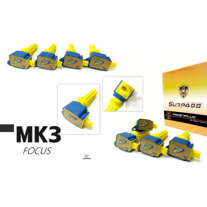 JY MOTOR 車身套件~FORD FOCUS SURPASS POWER PLUS 聖帕斯 強化考耳 強化考爾