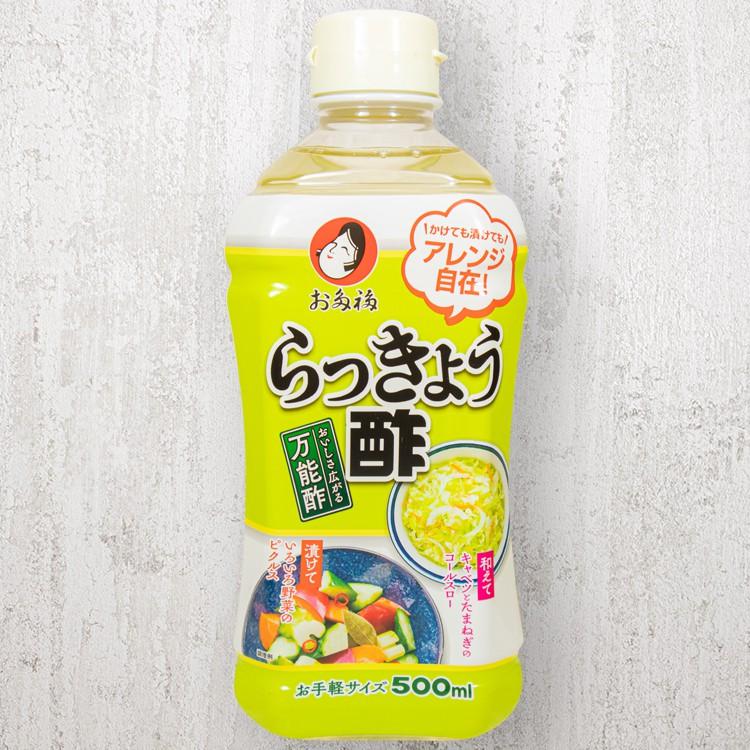 【李日勝】日本多福調味醋/調理醋/萬能醋 500ml