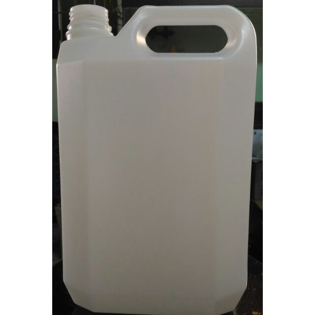 全新 38牙原色&白色不透光 HDPE 4公升(加侖桶) 4L 4000CC(44支/袋)塑膠瓶 塑膠桶 塑膠罐