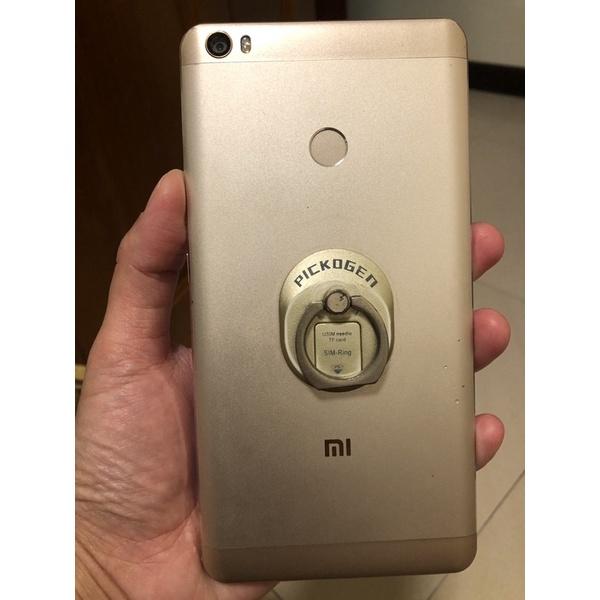 Mi max 6.44寸 3/32GB 安卓7.0 二手機