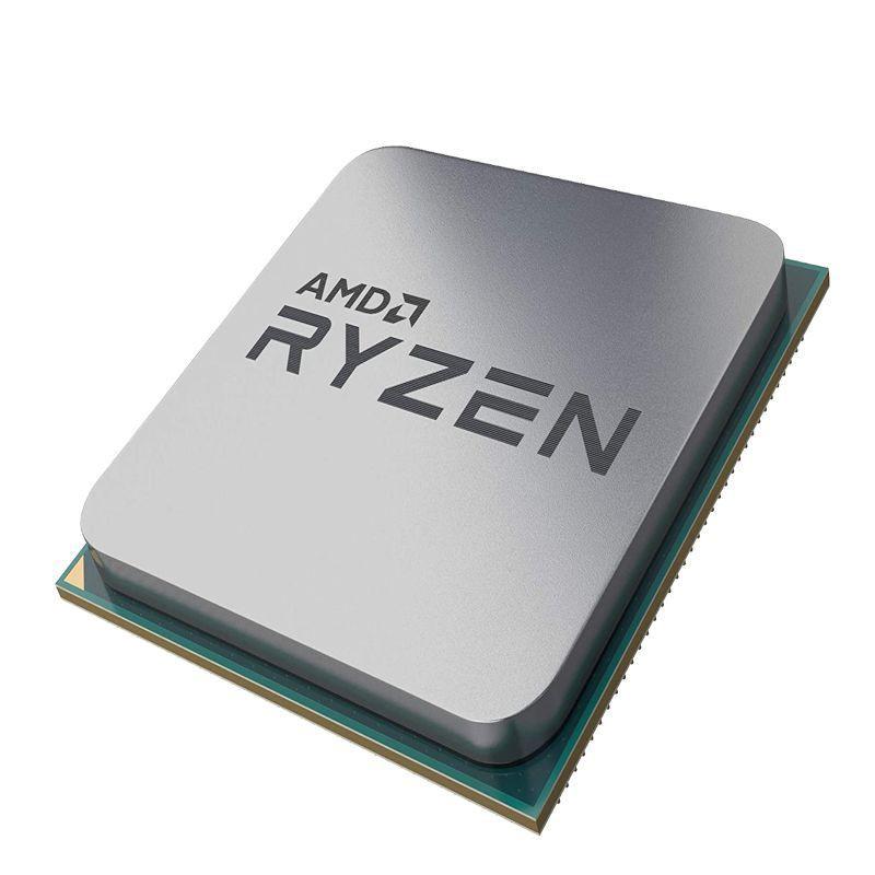 #爆款AMD R5 3600 2600 3500X 3100 3400G散片盒裝R7 3700X CPU處理器