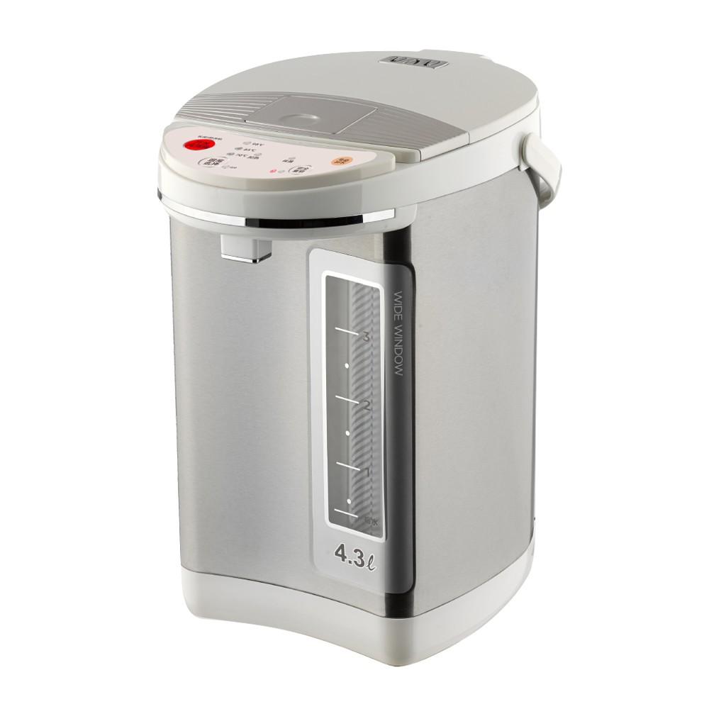 晶工 JK-8366 電動熱水瓶4.3L