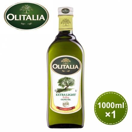 【奧利塔olitalia】精緻橄欖油1000ml A240007*1 瓶