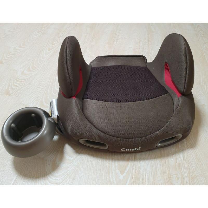 combi 汽車兒童安全座椅增高墊  狀況良好