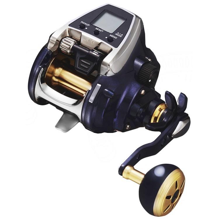 【光輝釣具】DAIWA LEOBRITZ 500JP 電動捲線器 贈送SUNLINE PE線讓你吃飽(最多600米)