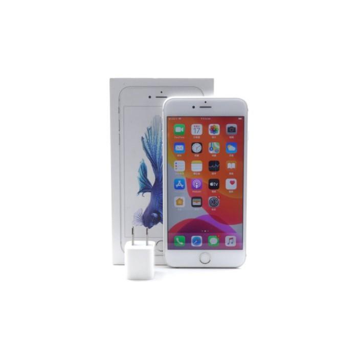 【台中青蘋果】Apple iPhone 6S Plus 銀 64G 64GB 二手 5.5吋 蘋果手機 #53357