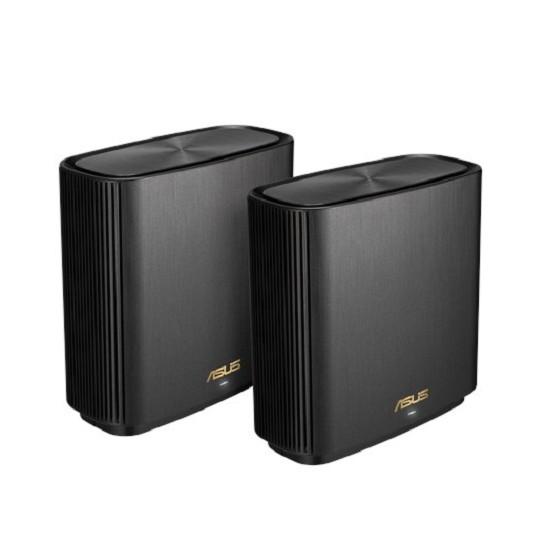 ASUS 華碩  ZenWiFi AX (XT8)  2入裝 AX6600 三頻WiFi 6 全屋網狀WiFi系統