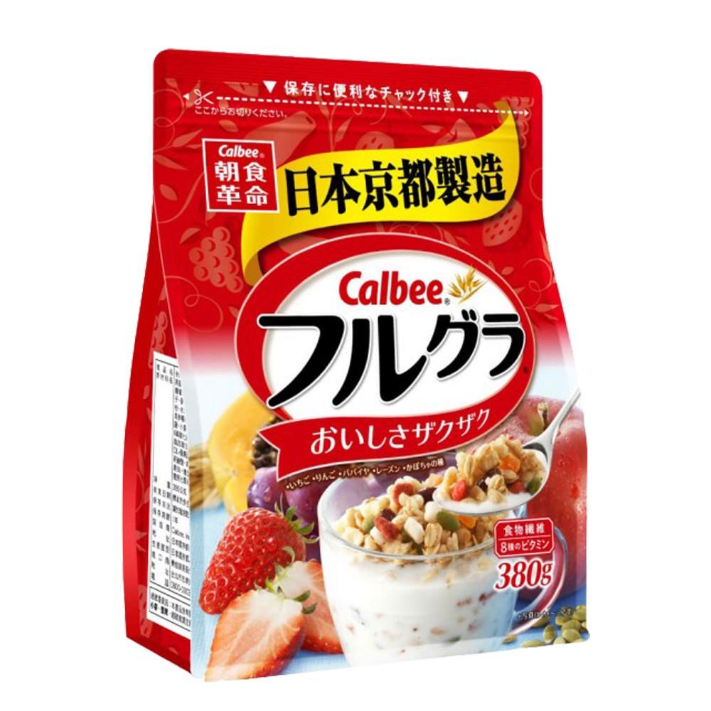 【卡樂比】富果樂水果麥片 380g-店出-City'super