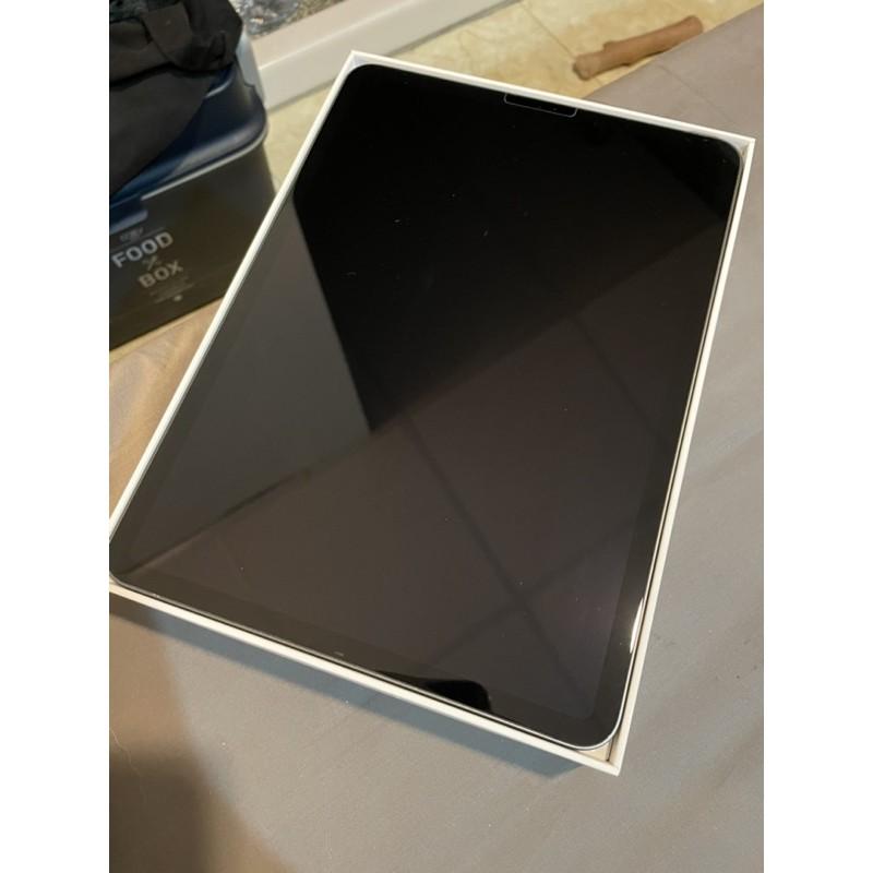 二手9成新 Apple iPad Pro 11吋 【2020】第二代 WiFi版 含盒子、充電器
