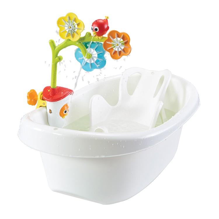 以色列 Yookidoo 戲水玩具 - 花兒轉轉灑水組