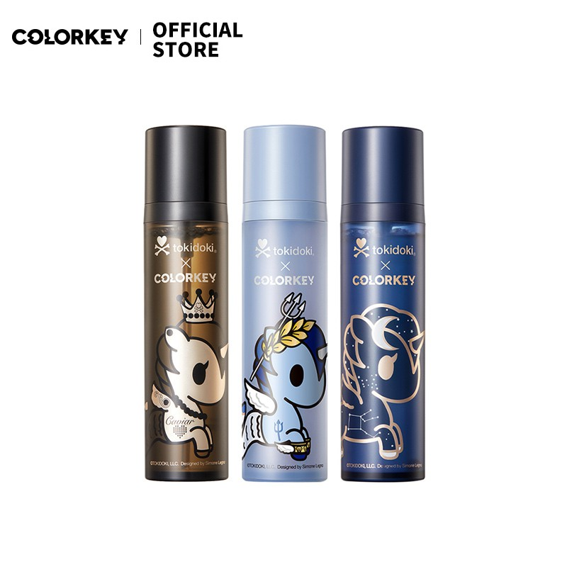 Colorkey 珂拉琪 tokidoki聯名定妝噴霧持久防水控油霧面防脫妝 官方正品