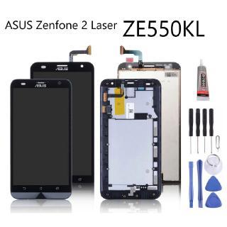 適用于華碩 ASUS Zenfone 2 Laser ZE550KL LCD 液晶 觸控 螢幕 面板 總成 維修