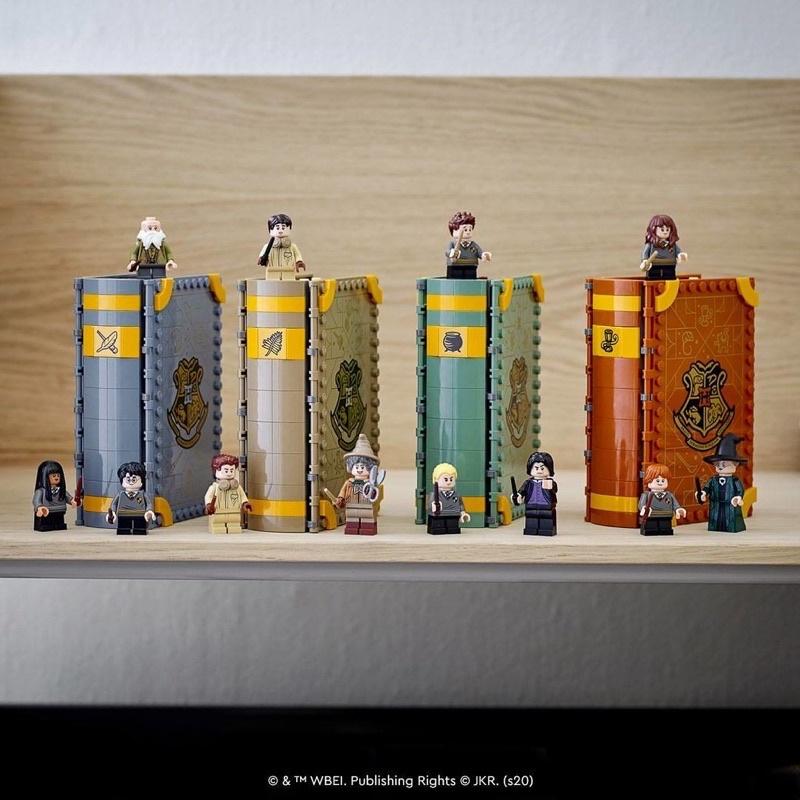 Home&brick 全新 LEGO 76382-76385 Hogwarts Moment