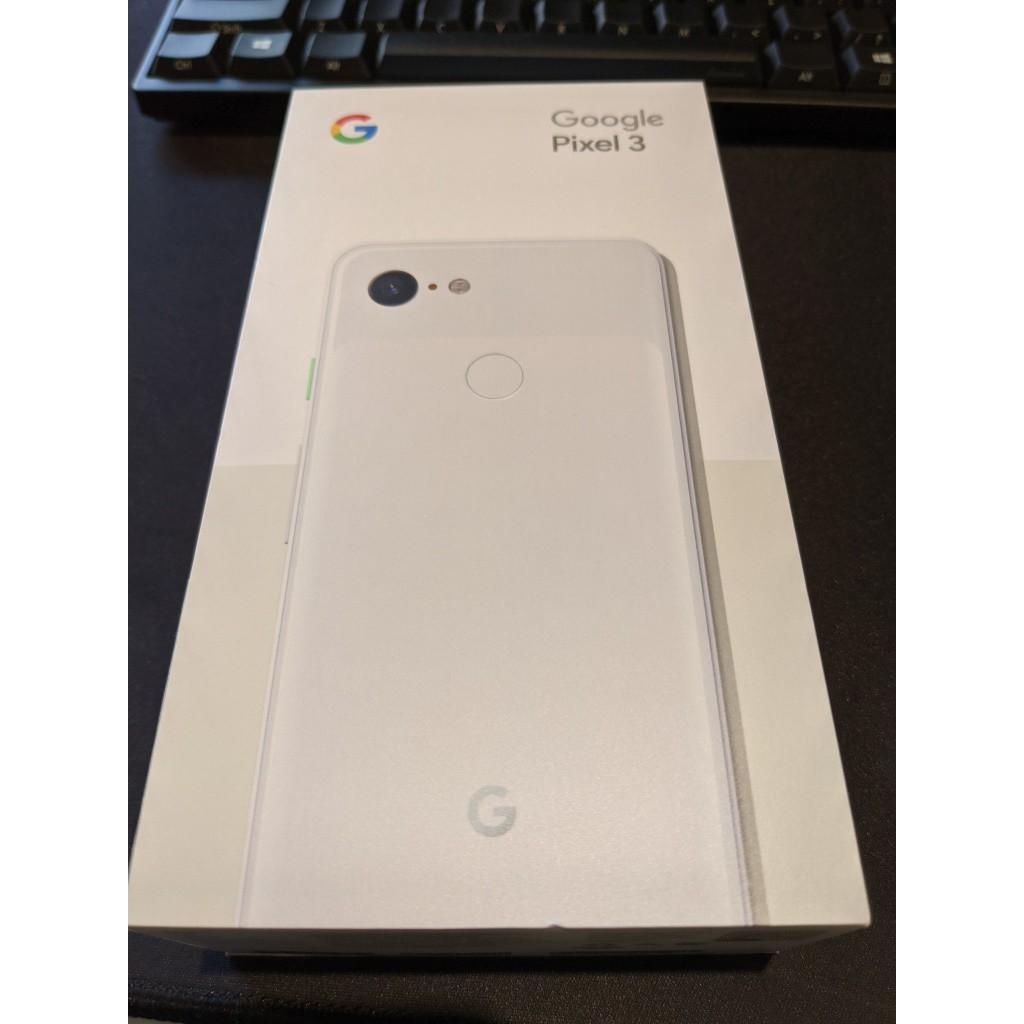 Google Pixel 3 128GB 白色 (二手)