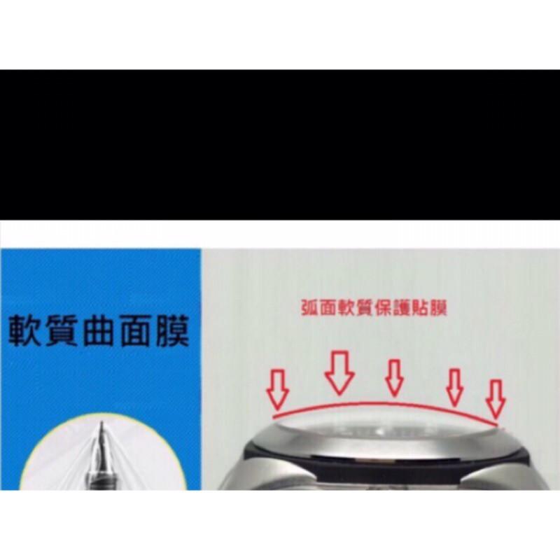 軟質圓形保護貼專用於 艾法 AFAMIC C18 的 鏡面保護貼膜
