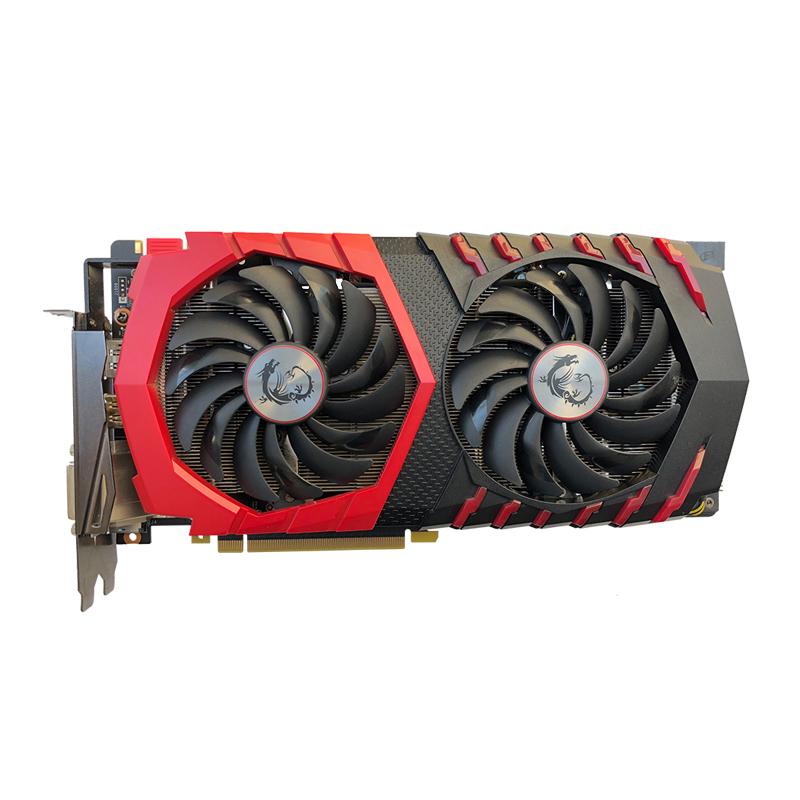 現貨微星GTX1060 6G紅龍 台式電腦高清遊戲顯卡 有960 750TI 1070
