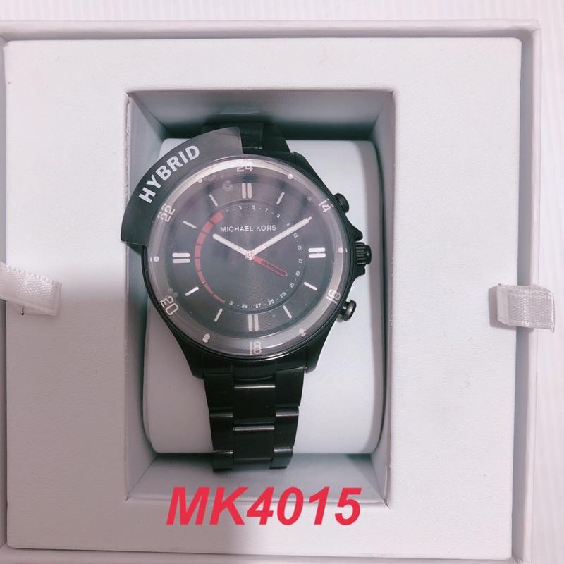 美國代購🇺🇸台灣現貨 MK男錶 MK4015 Reid 指針式智慧型手錶