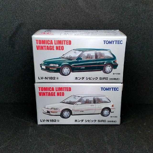 Tomytec LV-N182a/b  本田 CIVIC SIR II Honda EF 4代
