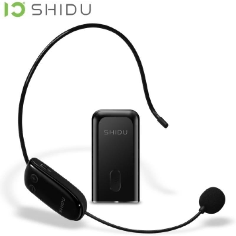 思庫SHIDU 頭戴式多功能無線麥克風U1