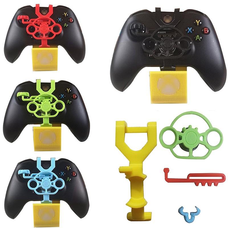 【現貨】XBOX ONE / XBOX ONES 通用控制器 遊戲手柄 迷你方向盤 電腦賽車遊戲仿真方向盤